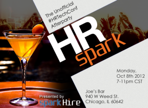 HR SPARK: The Unofficial HR Tech Afterparty