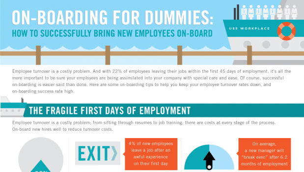How Improved Onboarding Can Reduce Turnover