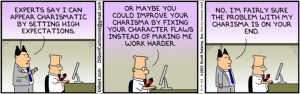 Decoding Dilbert