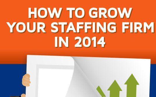 How To Grow Your Staffing Firm In 2014