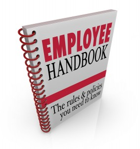 3 Items to Consider When Creating Your Employee Handbook