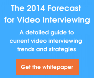 2014 Forecast For Video Interviewing