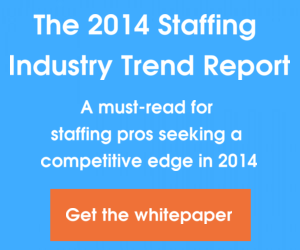 2014 Staffing Industry Trend Report