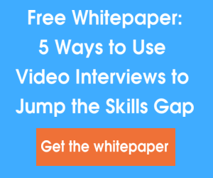 5 Ways to Use Video Interviews to Jump the Skills Gap