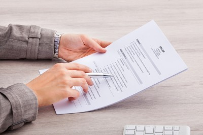 What to Look for As You Screen Cover Letters