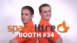 2015 Staffing Industry Analysts Executive Forum - Spark Hire Booth 34