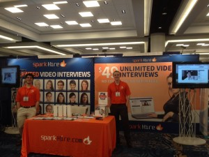Spark Hire at SHRM Talent Management Conference and Exposition