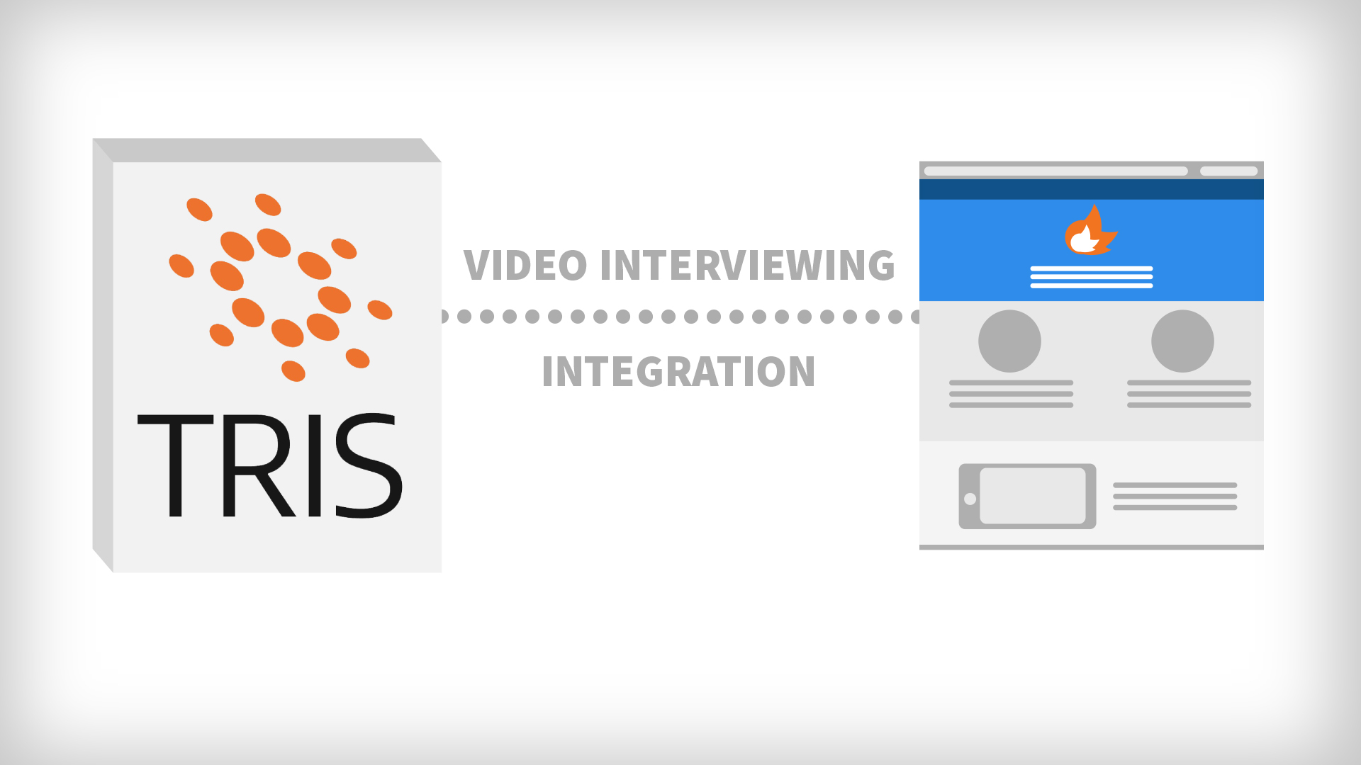 Spark Hire and TRIS Video Interviewing Integration
