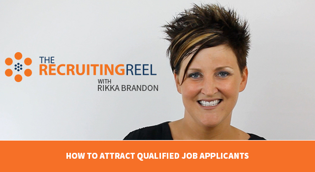 The Recruiting Reel with Rikka Brandon