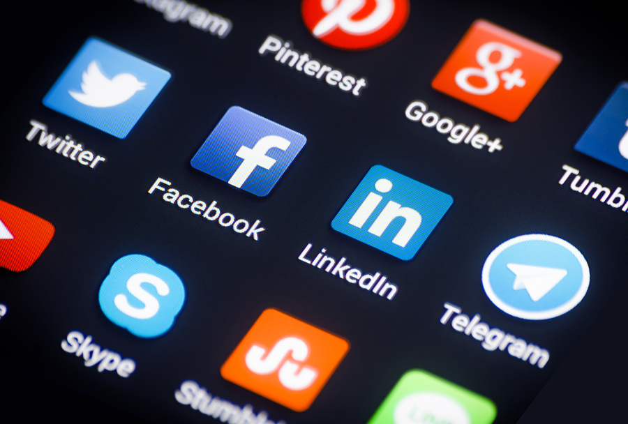 What a Candidate's Social Media Behavior Says about Them