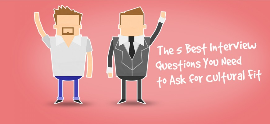 The 5 Best Interview Questions You Need to Ask for Cultural Fit