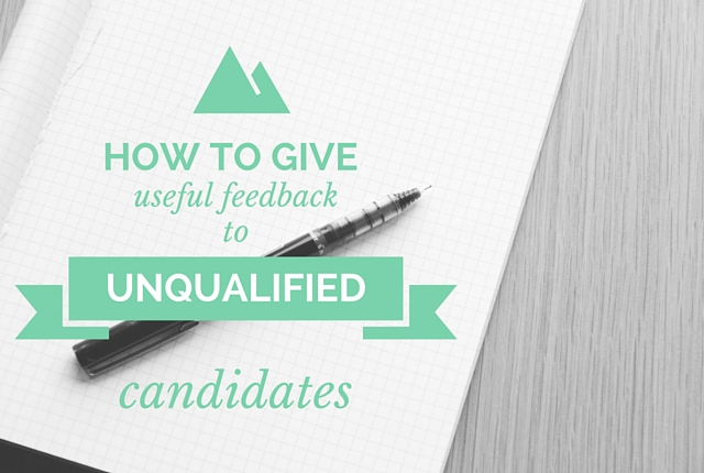 Spark-Hire-Unqualified-Candidates-Feedback