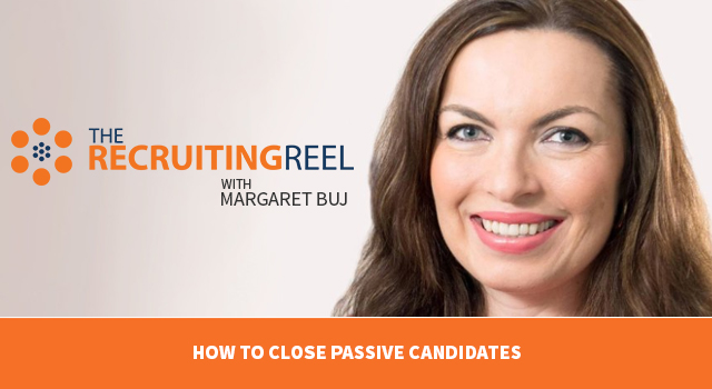 The Recruiting Reel with Margaret Buj