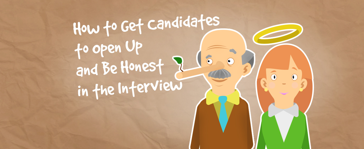spark-hire-candidates-honest-during-interview