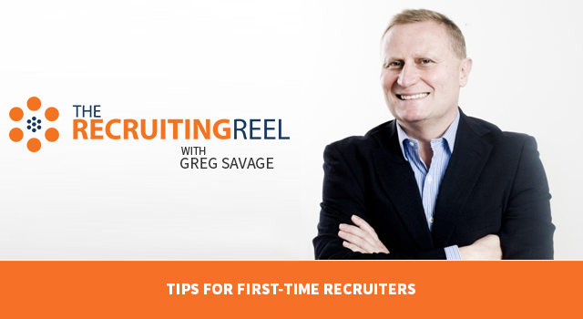 The Recruiting Reel with Greg Savage
