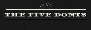 Spark-Hire-Five-Donts