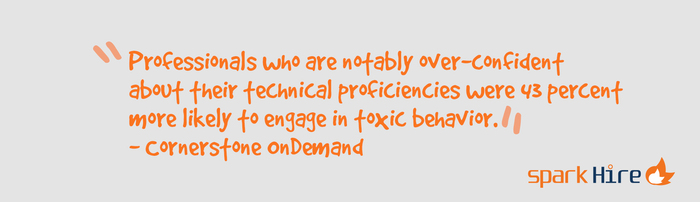 Spark-Hire-43-Percent-Engage-In-Toxic-Behavior