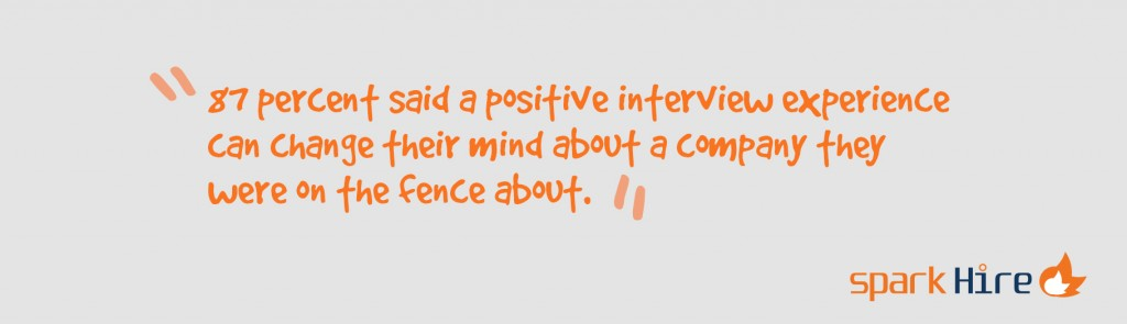 Spark-Hire-87-Percent-Positive-Interview-Experience