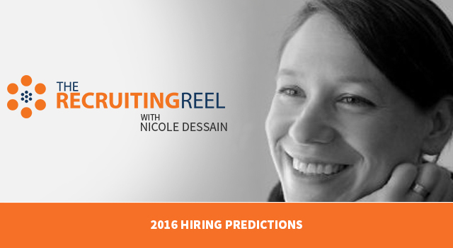 The Recruiting Reel Nicole Dessain