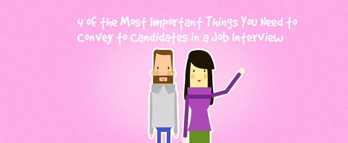 Spark-Hire-4-Most-Important-Things-Convey-Candidates-Job-Interview
