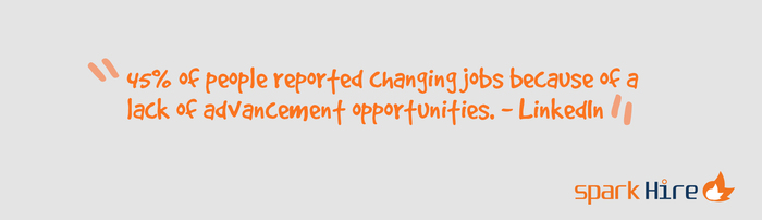 Spark-Hire-45-Percent-Changing-Jobs-Lack-Of-Advancement-Opportunities