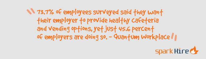 Spark-Hire-Provide-Healthy-Cafeteria-Employers-Quantum-Workplace