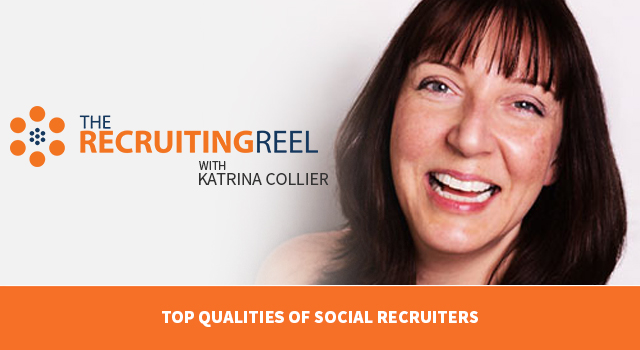 The Recruiting Reel with Katrina Collier