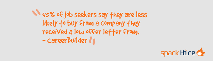 Spark-Hire-45-Percent-Job-Seekers-Low-Offer-Letter
