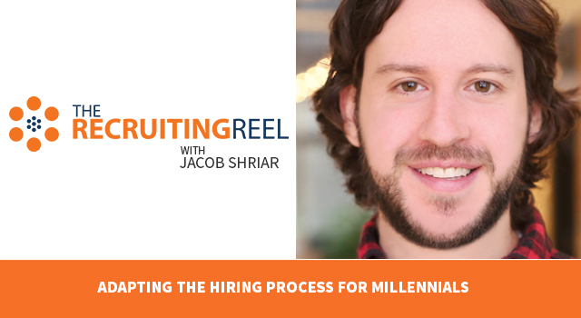 Adapting The Hiring Process For Millennials - Featured Image