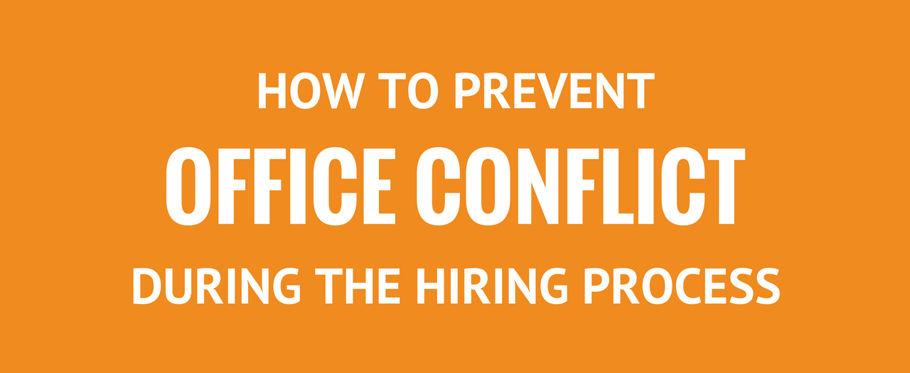 Prevent Office Conflict
