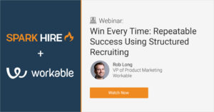 Repeatable Success Using Structured Recruiting