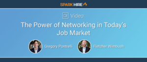 The Power Of Networking in Today's Job Market