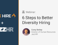 6 Steps to Better Diversity Hiring
