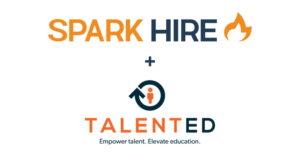 Spark Hire and TalentEd Recruit and Hire