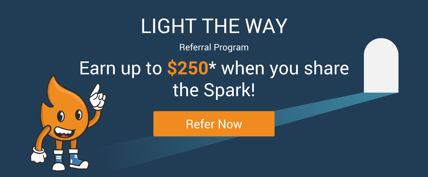 Spark Hire Referral Program