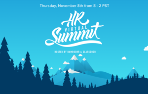 Join us on November 8th for HR Virtual Summit 2018