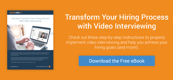 Achieve your hiring goals by properly implementing video interviewing in your hiring process.