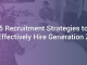 5 Recruitment Strategies to Effectively Hire Generation Z