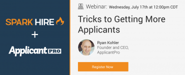Tricks to Getting More Applicants Webinar