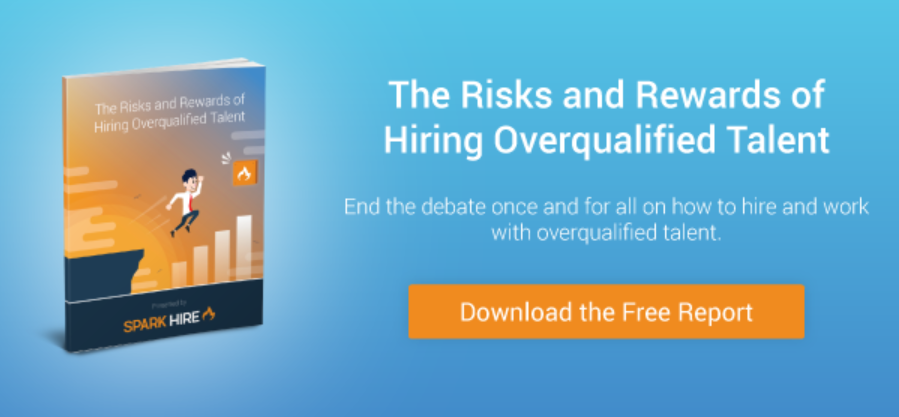The Risks and Rewards of Hiring Overqualified Talent