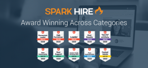 Customers Name Spark Hire an Industry Leader in G2's Winter 2020 Reports