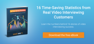 16 Time-Saving Statistics from Real Video-Interviewing Customers