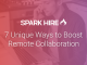 7 Unique Ways to Boost Remote Collaboration