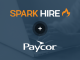 Spark Hire and Paycor